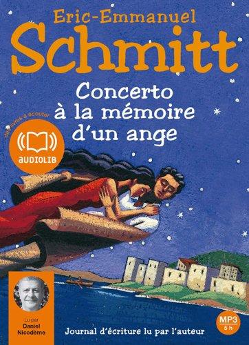 9782356412256: Concerto A LA Memoire D'UN Ange