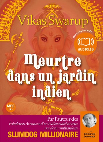 9782356412348: Meurtre dans un jardin indien (French Edition)