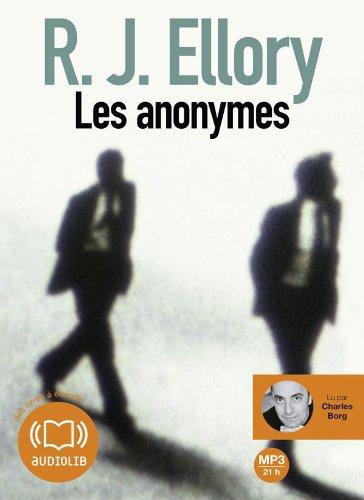 9782356412706: Les Anonymes: Livre audio - 2 CD MP3 - 590 Mo + 656 Mo