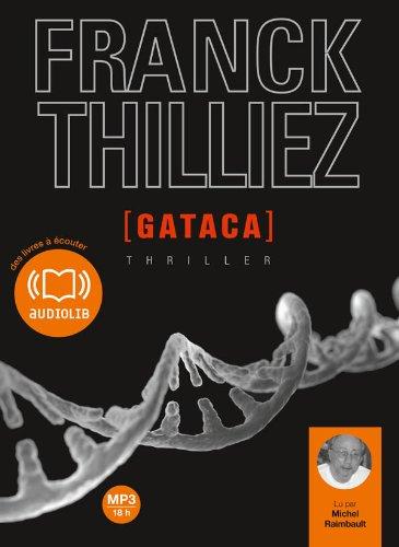 9782356412911: Gataca: Livre audio 2 CD MP3 - 656 mo + 600 Mo