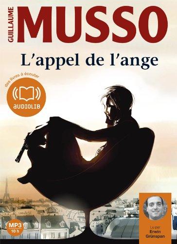 APPEL DE L'ANGE (L') 1 MP3: MUSSO GUILLAUME
