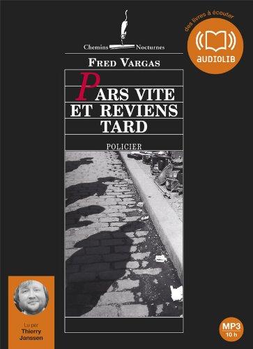 9782356414243: Pars vite et reviens tard: Livre audio 2CD MP3 (French Edition)