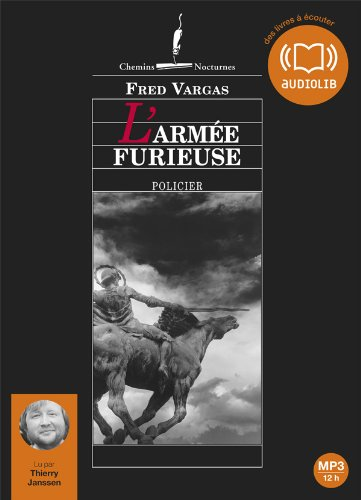 9782356414250: L'arme furieuse: Livre audio 2 CD MP3 (French Edition)