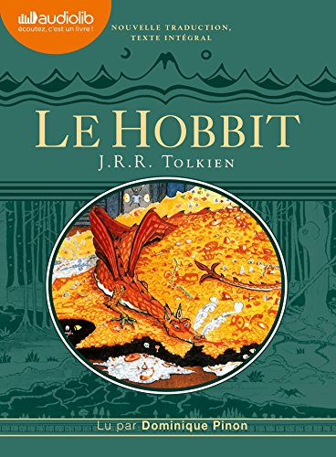 Le Hobbit: Livre audio 2 CD MP3: Tolkien, John Ronald