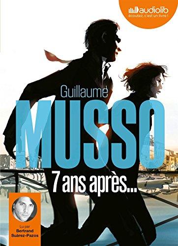 7 ans après, 1 MP3-CD: Guillaume Musso