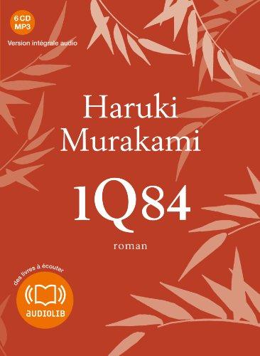 9782356415073: Coffret 1Q84: Coffret 6 livres audio MP3 regroupant les 3 volumes du roman 1Q84