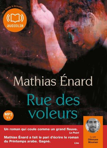 9782356415585: Rue des voleurs: Livre audio 1 CD MP3 (Littérature)
