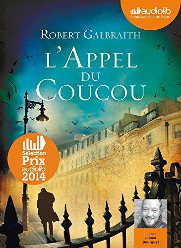 9782356416520: L'Appel du coucou Livre audio [ 2 CD MP3 ] (French Edition)