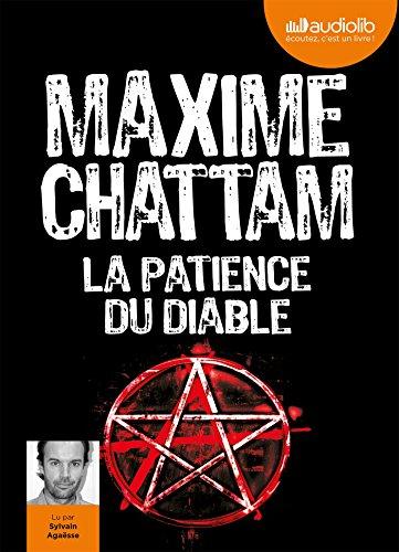 PATIENCE DU DIABLE (LA) 2CD MP3: CHATTAM MAXIME