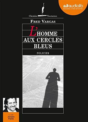 9782356417756: L'homme aux cercles bleus: Livre audio 1 CD MP3