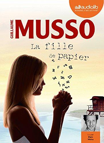9782356418531: La Fille de papier: Livre audio 1 CD MP3