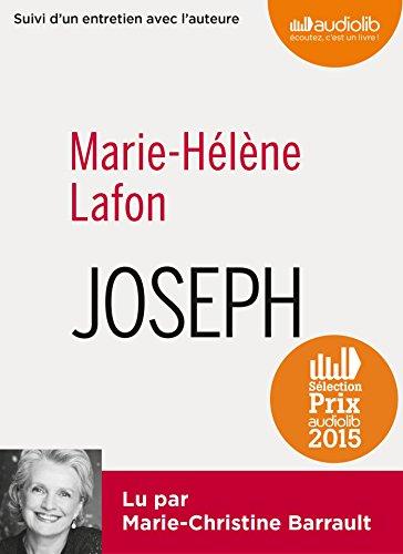 JOSEPH 1CD MP3: LAFON MARIE-H�L�NE