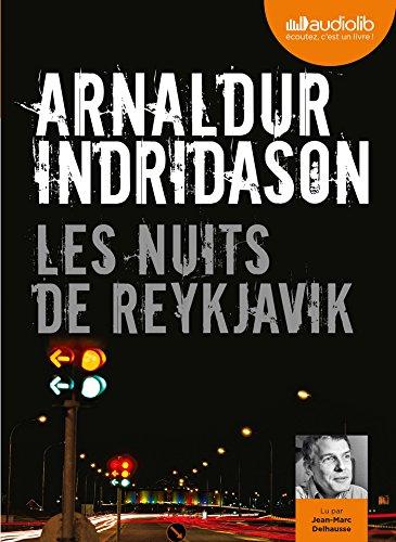 9782356419491: Les Nuits de Reykjavik: Livre audio 1CD MP3