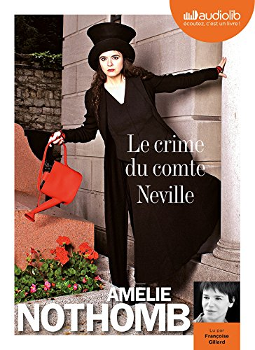 9782356419958: Le Crime du Comte Neville: Livre audio 2 CD AUDIO