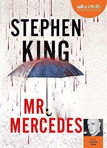 9782356419972: Mr Mercedes: Livre audio 2 CD MP3