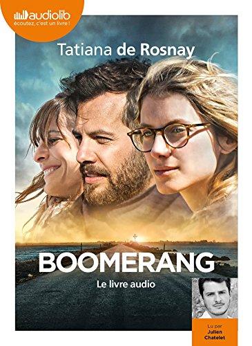 9782356419996: Boomerang: Livre audio 1 CD MP3