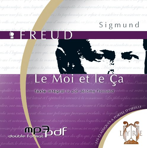 LE MOI ET LE CA (French Edition): Sigmund, FREUD