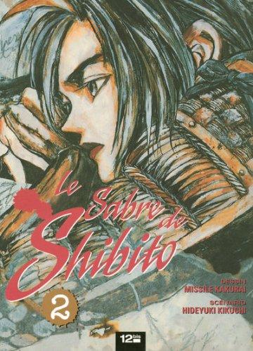 Sabre De Shibito (Le) - Tome 2