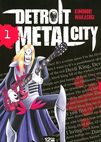 9782356480248: Detroit Metal City, Tome 1 (French Edition)