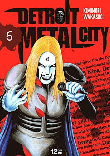 9782356480798: Detroit Metal City - DMC Vol.6