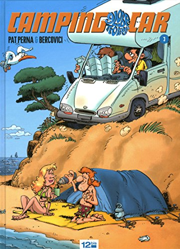 9782356481535: Camping-Car Globe Trotter, Tome 3 (French Edition)