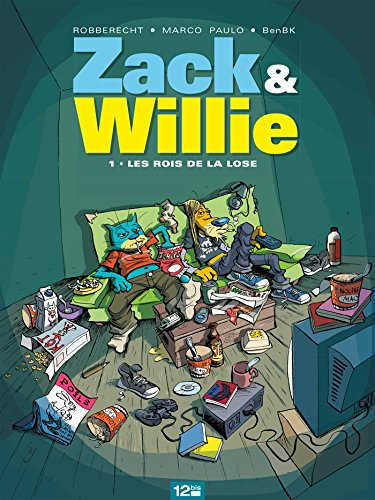 9782356481627: Zack & Willie, Tome 1 (French Edition)