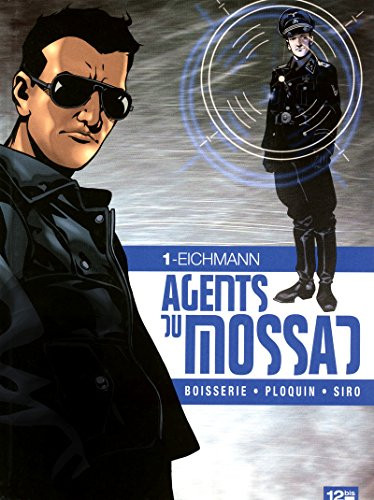 9782356481702: Agents du Mossad, Tome 1 (French Edition)
