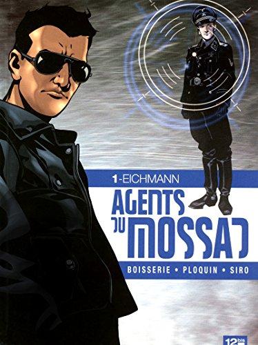 9782356481702: Mossad tome 1