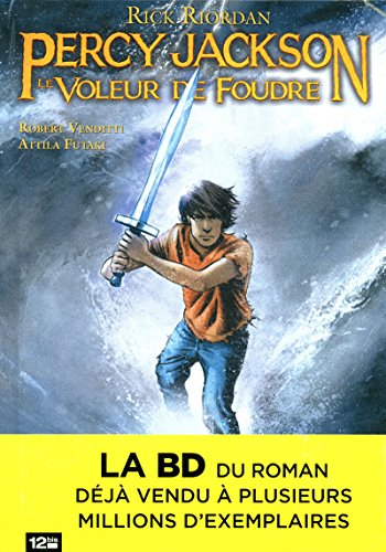 9782356482792: Percy Jackson, Tome 1 (French Edition)