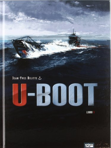 9782356482853: U-boot (comic) ed. integral