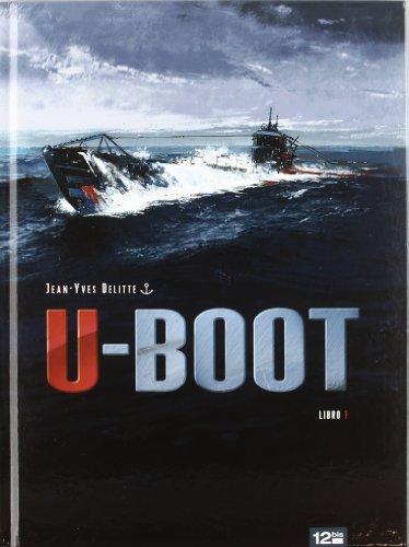 9782356482853: U-boot (comic) ed. integral