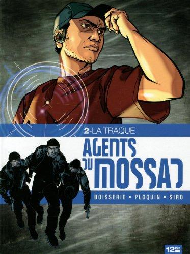9782356483195: Agents du Mossad, Tome 2 : La traque