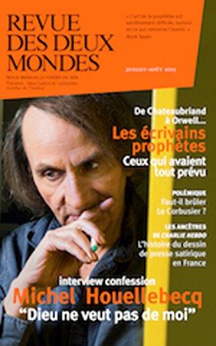 9782356501059: Revue des Deux Mondes Juillet Aout 2015