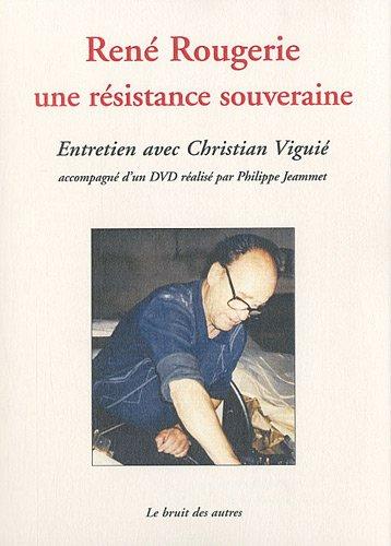9782356520531: René Rougerie, une résistance souveraine (1DVD)