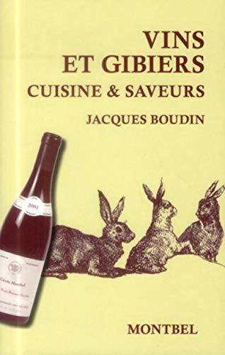 Vins et gibier: Boudin Jacques