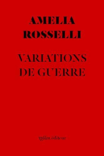 9782356540201: Variations de guerre