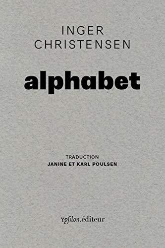 ALPHABET: CHRISTENSEN INGER
