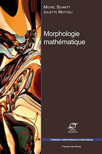 Morphologie mathématique (2e édition): Michel Schmitt, Juliette Mattioli