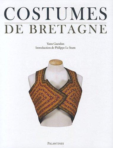 9782356780072: Costumes de Bretagne