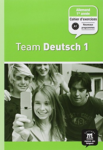 9782356850072: Team Deutsch 1 (French Edition)