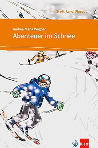 9782356850638: Abenteuer Im Schnee : A1 lecture progressive (1CD audio)
