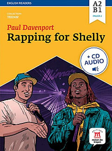 9782356851468: Rapping for Shelly : Niveau A2-B1 (1CD audio MP3)