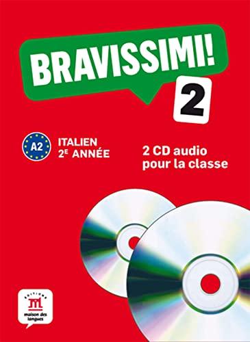 Bravissimi 2 coffret 2 (1CD audio)