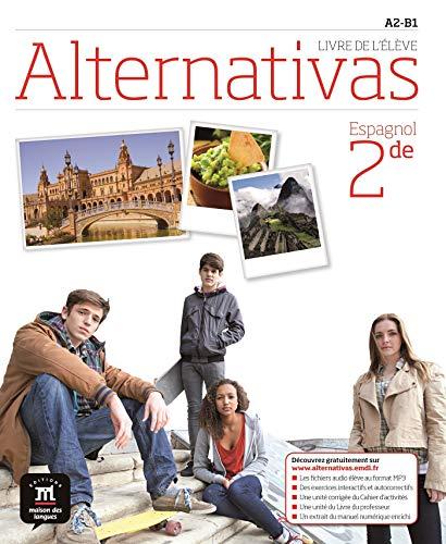 espagnol ; 2nde ; livre de l'élève: Collectif