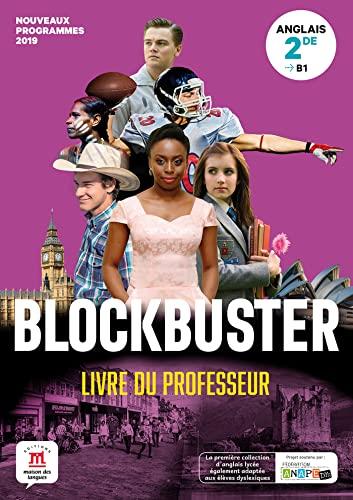9782356855473: Anglais 2de Blockbuster : Livre du professeur