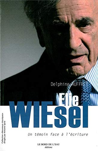 9782356870421: Elie Wiesel (French Edition)