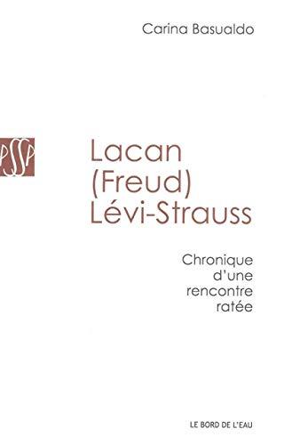 9782356871435: lacan (freud) levi-strauss