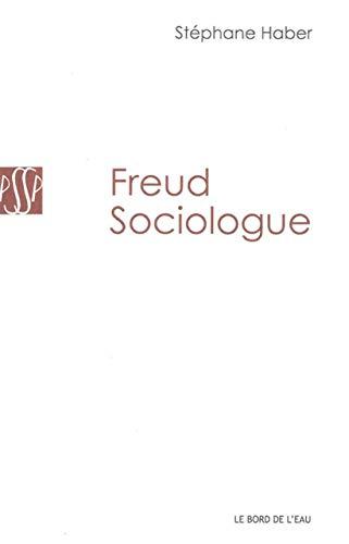 9782356871633: Freud sociologue
