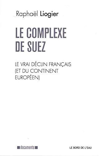 COMPLEXE DE SUEZ -LE-: LIOGIER RAPHAEL