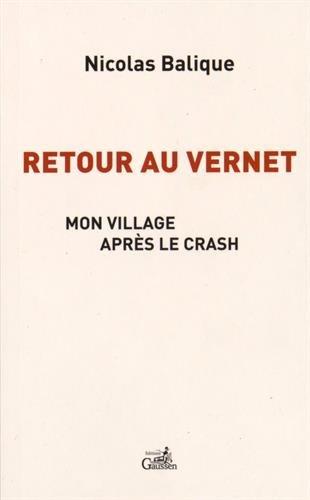 9782356980939: Retour au Vernet